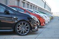 Opel Corsa OPC Nürburgring Edition, presentación y prueba en el Circuito de Lausitz (parte 1)