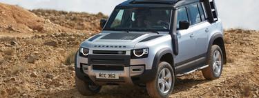 El nuevo Land Rover Defender ya tiene precio en España: desde 54.800 euros para el Defender 90