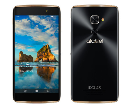 Alcatel Idol 4s Windows 10