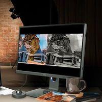 BenQ estrena monitor de gran formato, es el AQColor SW321C y llega con panel IPS 4K y HDR