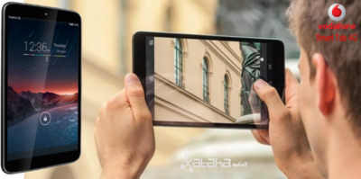 Vodafone Smart Tab 4G completa la familia con una tablet de 8 pulgadas