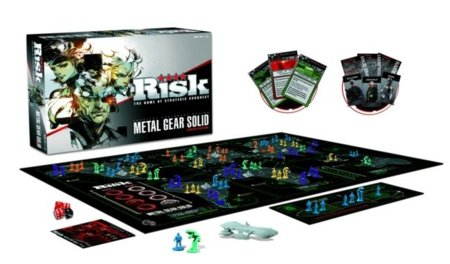 Risk de Metal Gear Solid