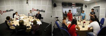 La radiotelevisión, o la fórmula de hacer televisión desde la radio