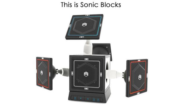 Sonic Blocks 1