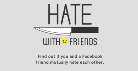 "Hate with friends, ¿te odia alguno de tus ""amigos""?"