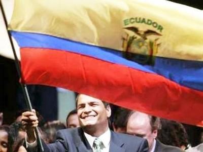 Ecuador tiene dinero y puede suspender pagos