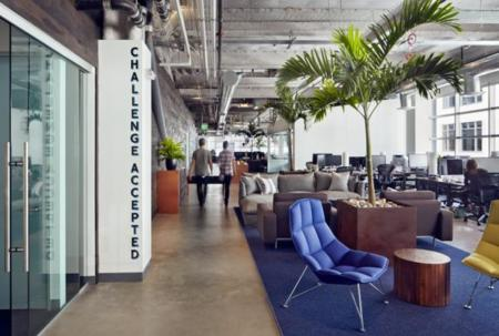 Las oficinas de Dropbox en San Francisco. El mejor sitio al que subir nuestro currículum