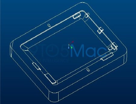 ¿Más fundas del iPad 2? No, ahora lo que está de moda es filtrar sus moldes