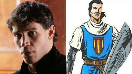 Sergio Peris-Mencheta es el Capitán Trueno