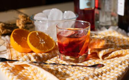 Negroni: receta del legendario cóctel de aperitivo de vermú, Campari y ginebra