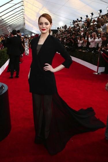 La alfombra roja de los SAG 2015: ¡calentando motores para los Oscars!