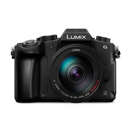 Panasonic Lumix Dmc G80h 3