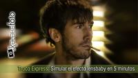 Truco Express: Simular el efecto lensbaby en 5 minutos