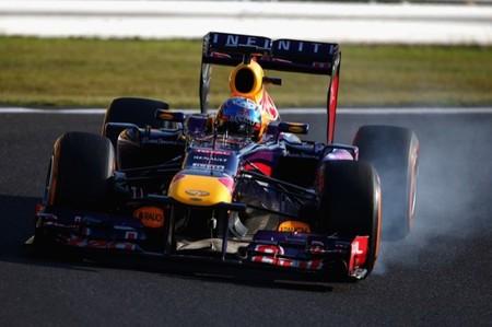 Mi Gran Premio de Japón 2013: la estrategia también se alía con Vettel