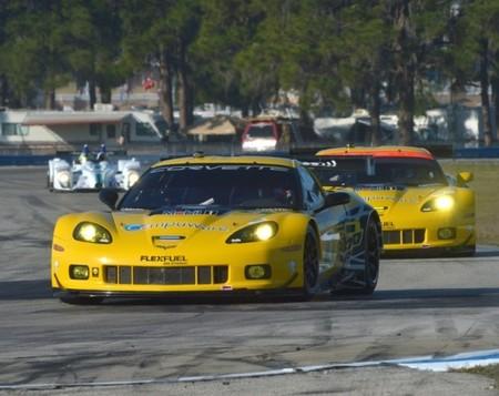 La clase GT Le Mans mantendrá el reglamento de neumáticos