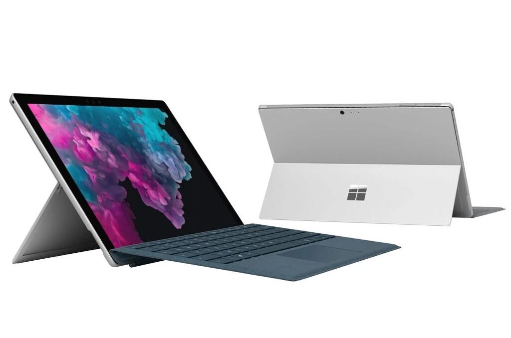 Microsoft plantea un Surface modular: una nueva patente apunta a un equipo con expansiones de quita y pon