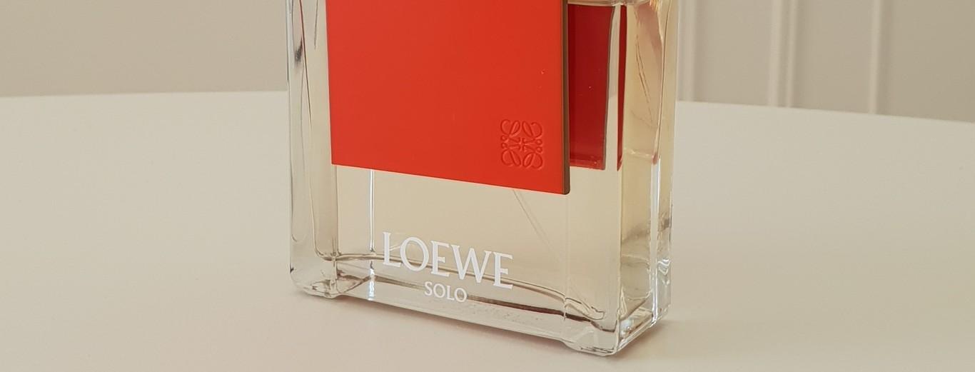 Probamos el nuevo perfume Loewe Solo Ella, un aroma que no