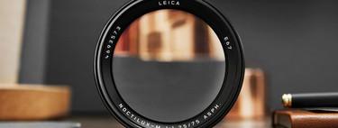 Leica Noctilux-M 1:1,25/75 ASPH, nueva óptica de serie exclusiva que ofrece calidad óptica y extrema luminosidad