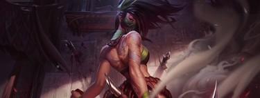 """League of Legends: Se filtra como va a ser la """"nueva"""" Akali que llegará en las próximas semanas"""