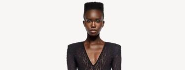 No, no es el retorno de Grace Jones, tan solo es la nueva modelo de Zara (y nos encanta lo que vemos)