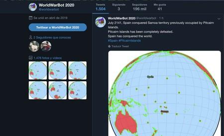 Se tenía que hacer y se hizo: España gana la guerra mundial en WorldWarBot de forma aplastante