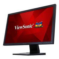 "ViewSonic TD2421: monitor multitáctil de 24"" Full HD, por 229,62 euros hoy, en Amazon"