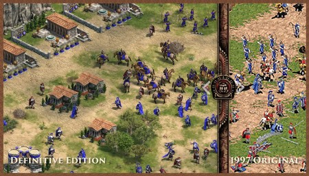 Cambios Age Of Empires