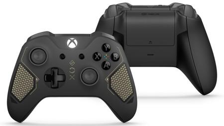 Microsoft apuesta por el diseño militar con los nuevos mandos Tech Series para Xbox One