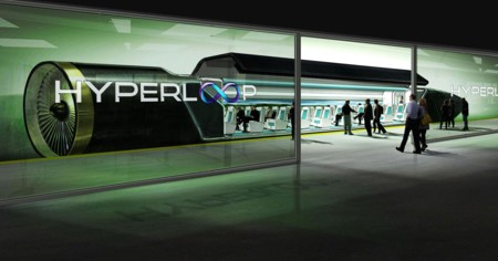 A 1.200 kilómetros por hora dentro de un tubo no puedes ver el paisaje, Hyperloop te pone una pantalla