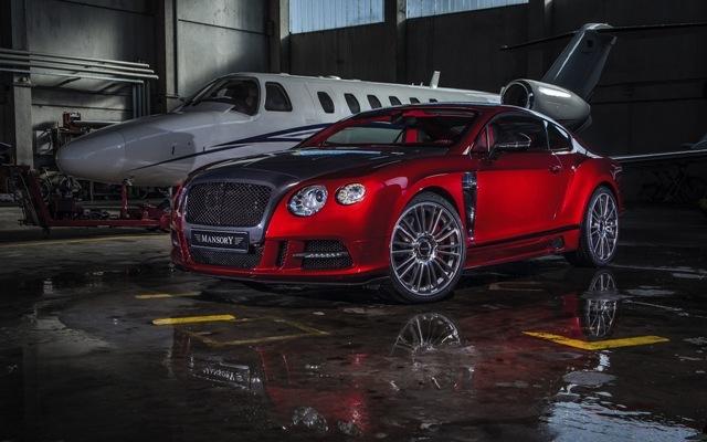 Foto de Bentley Continental GT Sanguis (3/5)