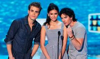 'Gossip Girl' y 'The Vampire Diaries' vuelven a arrasar en los Teen Choice Awards 2011