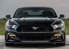 Hennessey celebra su 25 aniversario con un nuevo juguete, el Mustang HPE800 de más de 800 caballos