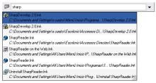 Guillotine, Spotlight+búsquedas web para Windows