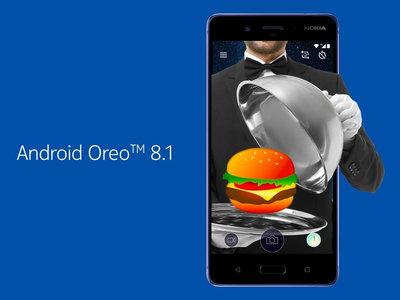 Nokia 8 recibe su actualización oficial a Android 8.1 Oreo