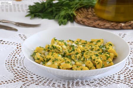 Receta de huevos de fraile, el plato tradicional de Cádiz que debe su origen a una curiosa leyenda