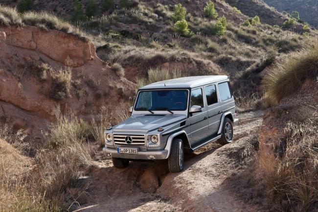 Mercedes-Benz Clase G