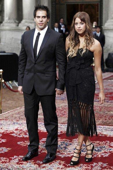 Todas las invitadas a la fiesta del 20 Aniversario de Dolce Gabbana: PEaches Geldof