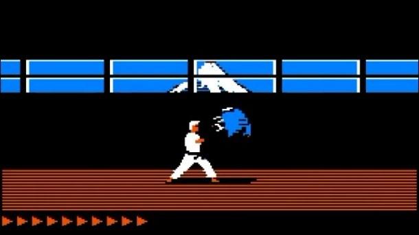 Karateka (Broderbund, 1986)