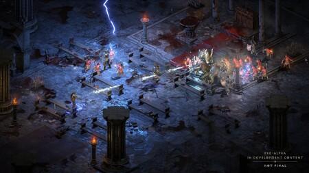Diablo II Resurrected dispondrá de dos fases alfa: una en solitario y otra enfocada al multijugador
