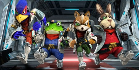 Star Fox Zero Equipo Star Fox