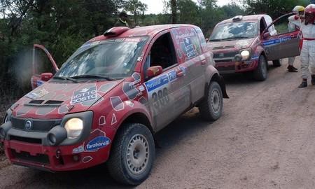 Miki Biasion disputará el Dakar 2014 con el Fiat PanDakar