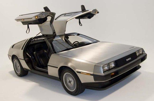 DeLorean DMC EV