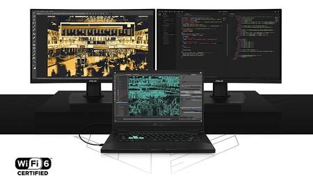 Computadora laptop gamer ASUS con descuento en Amazon México