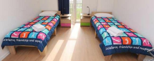 Dormitorio olímpico