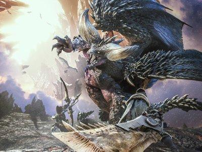 El nuevo gameplay de Monster Hunter World nos muestra una feroz batalla contra el poderoso Nergigante