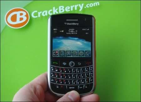 Blackberry 9600, perfecta al fin