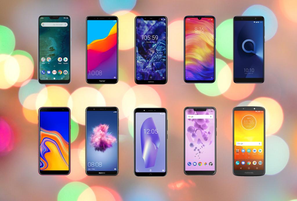 Xiaomi Redmi 7 frente a la competencia: la lucha de los móviles de menos de 150 euros