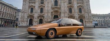 Mazda MX-81 Aria: cuando la tecnología japonesa conoce al diseño italiano
