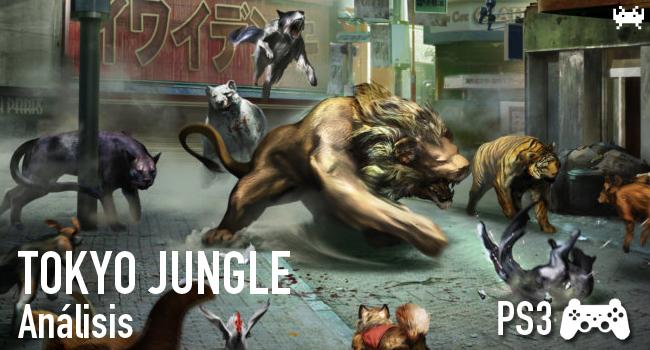 TOKYO Jungle Análisis