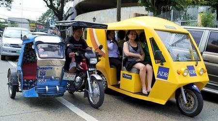 Filipinas, a por los 100.000 triciclos eléctricos en 2016